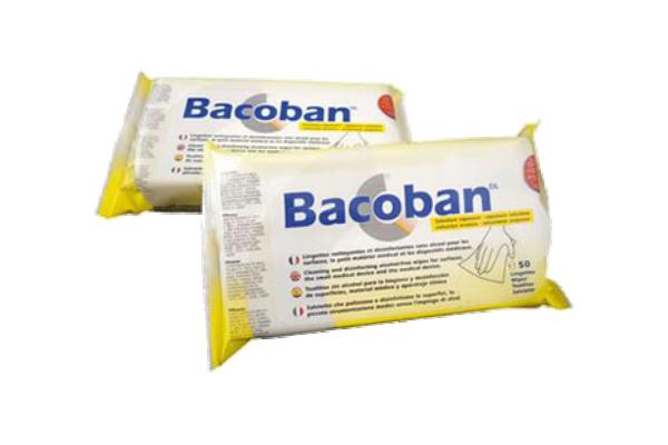 Toallitas Bacoban®DL
